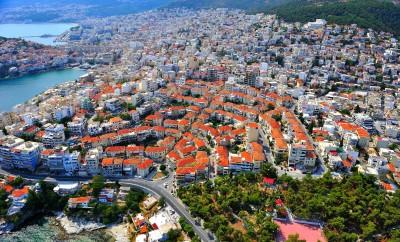 ΕΠΑΝΑΚΑΘΟΡΙΣΜΟΣ ΑΙΓΙΑΛΟΥ -Δήμος Καβάλας