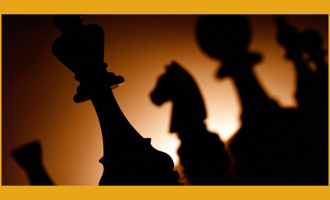 Η σκακιέρα του Μαΐου