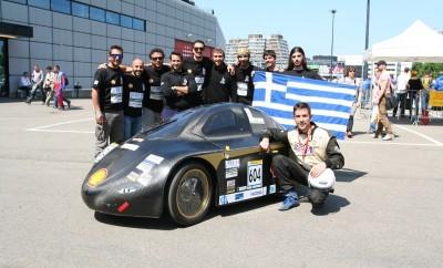 TUC Eco Racing του Πολυτεχνείου Κρήτης