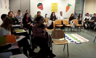 Περιβαλλοντικό Πρόγραμμα Σχολικοί Λαχανόκηποι Σκέφτομαι -Συνεργάζομαι - Δρω
