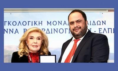Μαριάννα Βαρδινογιάννη -Βαγγέλης Μαρινάκης