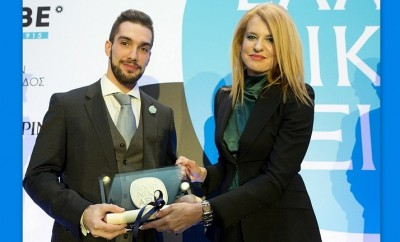 Νικόλαος Χαϊτογλου -Βραβείο ΕΛΛΗΝΙΚΗ ΑΞΙΑ Βορείου Ελλάδος