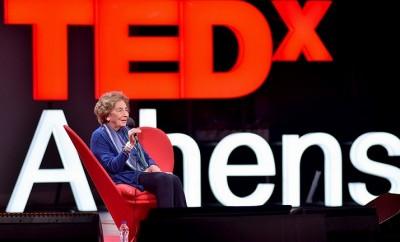 ΑΛΚΗ ΖΕΗ-TEDxAthens 2016