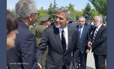 Κωνσταντίνος Χριστοφίδης -George Clooney