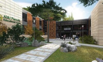 Perrotis College-Αλίκη Περρωτή -Αμερικανική Γεωργική Σχολή