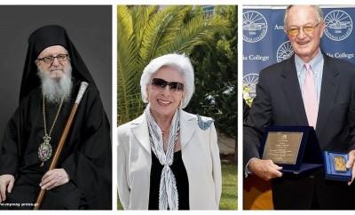 Αρχιεπίσκοπος-Αμερικής-Αλίκη-Περρωτή-George-Bissell