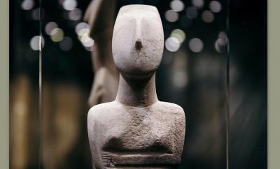 Paris Tavitian, Museum of Cycladic Art
