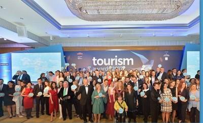 Tourism Awards 2017 -kriti