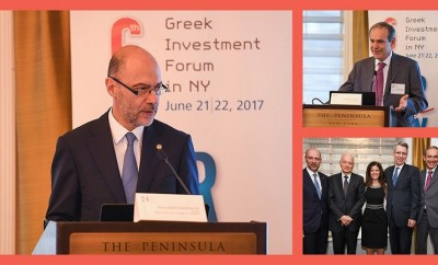6th Greek Investment Forum in NY