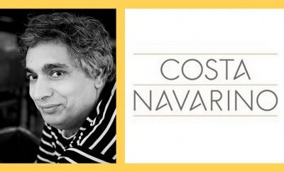 Costa Navarino -chef Χρύσανθος Καραμολέγκος