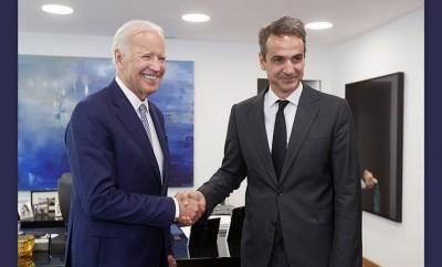 Joe Biden-mitsotakis