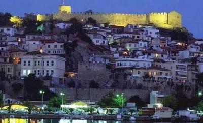 Φρούριο Καβάλας