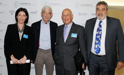 Katerina Papalexandri-Yiannis Boutaris, -Dimitris Vlastos-Dr. Panos Kanellis