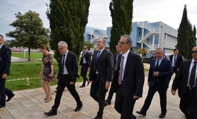Ο Πρόεδρος της Βουλγαρίας στο Π.Κ m