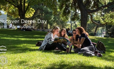 Discover Deree Day M