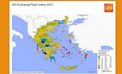 GfK Purchasing Power Greece