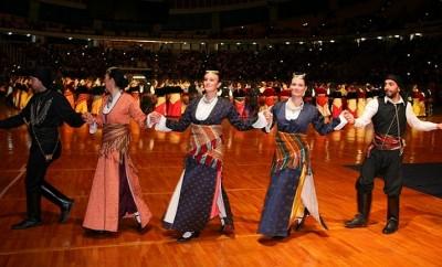 13ο Πανελλαδικό Φεστιβάλ Ποντιακών Χορών