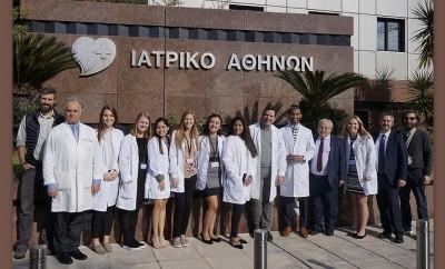 Όμιλος Ιατρικό Αθηνών Pre Med Φοιτητές