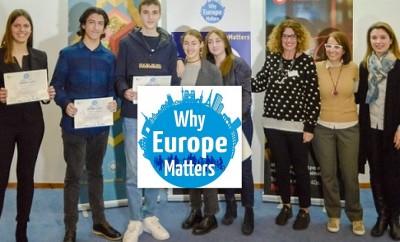NIKHTΡΙΑ ΟΜΑΔΑ WHY EUROPE MATTERS