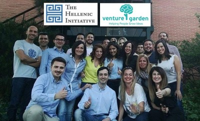 The Hellenic Initiative- VentureGarden