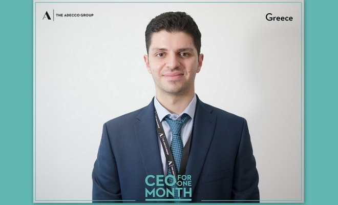 CEO1Month Adecco Group Greece