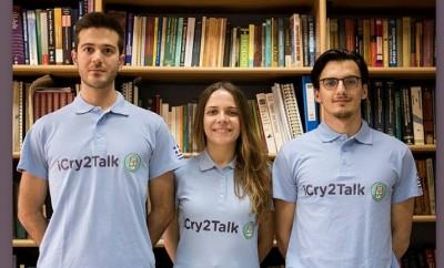 Ομάδα iCry2Talk