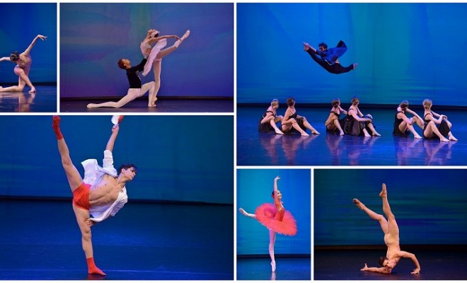 Gala Κλασσικού Μπαλέτου & Σύγχρονου Χορού