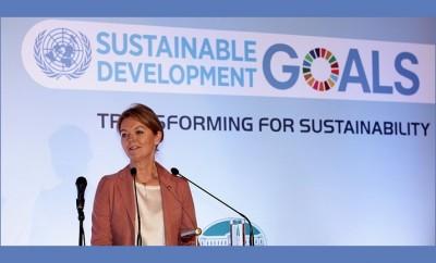 Lise Kingo, CEO & Executive Director του UN Global Compact
