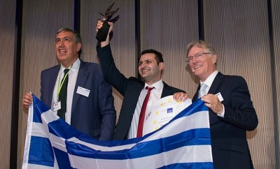 Logistics Professional of the Year Europe 2018