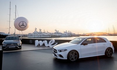 Mercedes-Benz A-Class mwp