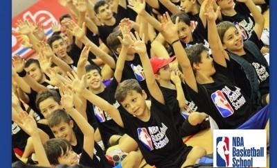 1ο NBA Basketball School Camp