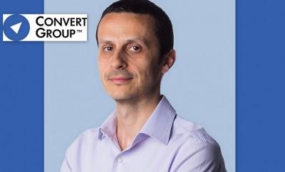 Γιώργος Πάνζαρης- Convert Group