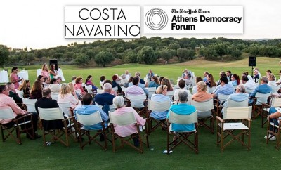 Democracy and Books Weekend- Costa Navarino
