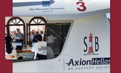 Τhe Hellenic Initiative Australia-axion hellas
