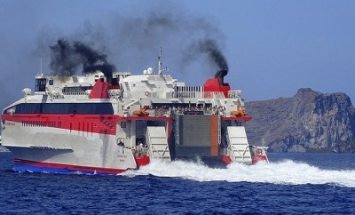 επιβατηγά πλοία
