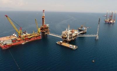 Prinos Complex, NE. Aegean, GREECE - Energean