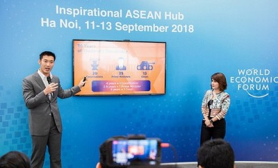 World Economic Forum on ASEAN