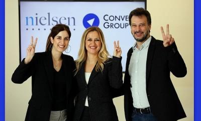 Nielsen και Convert Group