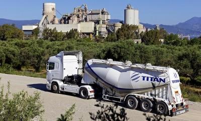 TITAN_Άποψη Εργοστασίου Δρεπάνου Αχαΐας