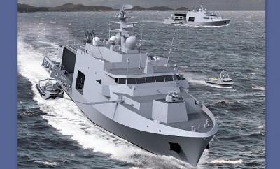 Belgium Naval & Robotics
