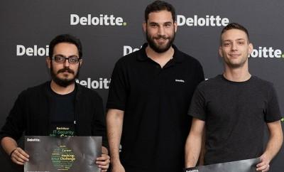 Hacking Challenge Deloitte