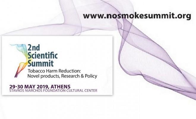 2nd Scientific Summit on Tobacco Harm Reduction