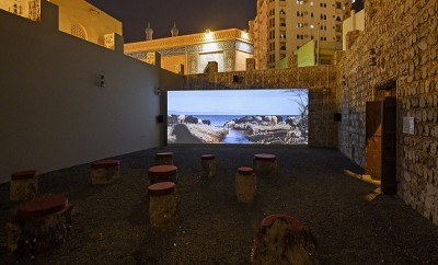 FFF_One emerging from a point of view 4@ Image courtesy of Sharjah Art Foundation_