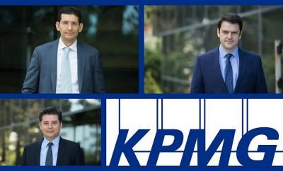 KPMG Αλέξανδρος Βελδέκης, Αναστάσιος Κυριακούλης και Δημήτριος Τανός