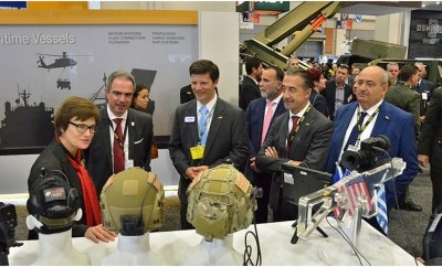 Ελληνικό Περίπτερο στη Διεθνή Έκθεση Αμυντικών Συστημάτων AUSA 2019