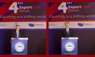 4ο ExportUSA Forum