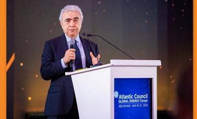 International Energy Agency Executive Director Fatih Birol