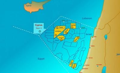 Leviathan Gas Israel