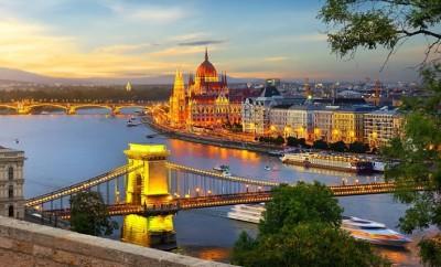 Parliament-Budapest-Hungary 1