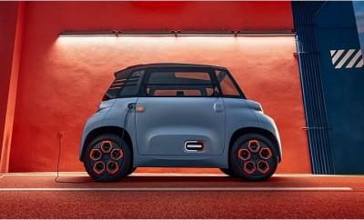 Electric Tiny Car